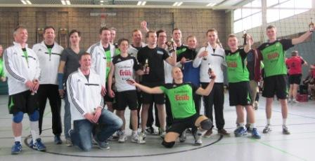 Meister der Landesliga SV Bedburg-Hau