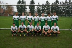 SV Bedburg-Hau Fußball-Herren 2015/2016