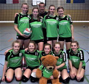 SV Bedburg-Hau U 16 Meister 2017/18